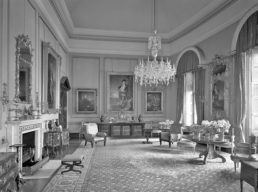 The Drawing Room at Ickworth House