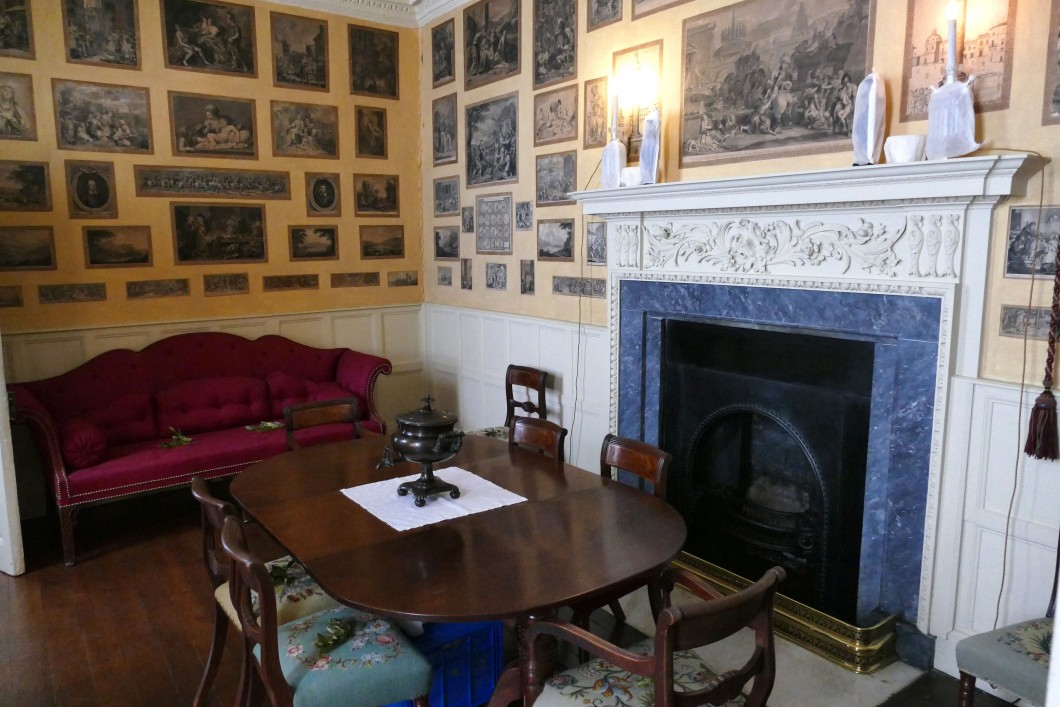 The print room: The Vyne, Hampshire